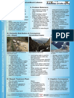 Factsheet Water Supply