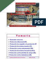 Capítulo8 - Protección de Generadores