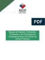 Bases Gestión Ambiental Obra Chile
