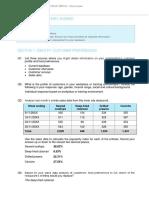 SITHKOP002 Assessment B Short Answer V1-0