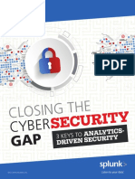 3 Keys to Analytics Driven Security