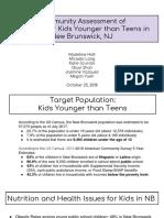 nutrition kids lifespan