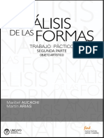 Analisis de Las Formas- Trabajo Practico 2 Forma Objeto
