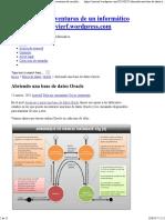Abriendo Una Base de Datos Oracle _ Aventuras y Desventuras de Un Informático Despistado