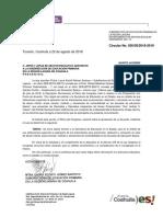 Circular 030 Acuerdo