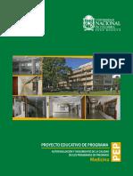 Malla Curricular - Medicina (Bogotá)- También Soy UNAL