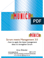 Scrum Munich