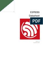 Esp8285 Datasheet En