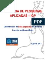NOVO - Caracterização de Peso Específico de diversos materiais.pdf