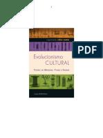 CASTRO, Celso. Evolucionismo Cultural