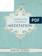 Llewellyn s Complete Book of meditation