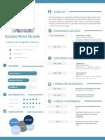 Como Hacer Curriculum Vitae Escuela 71 PDF
