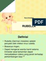 Rubella Ppt Ame