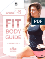 Fit Body Training Guide
