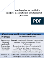 Didactica activitatilor matematice pentru Prescolari ID 2018