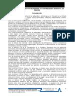 Ordenanza Que Regula La Formación de Los Catastros Prediales Rurales, Para El Bienio 2018-2019 Del Cantón Zamora