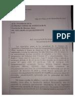 Pedido de la Cámara Penal de MdP - El Teclado