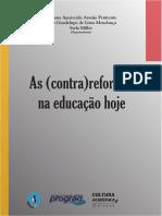[eBook] as (Contra)Reformas Na Educação Hoje.pdf