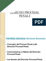 Derecho Procesal Penal- Clase II (1)