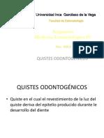 1_ Quistes Odontogénicos