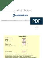 Calculadora dietetica