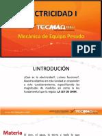 electricidad I (TECMAQ)
