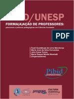 [eBook] Pibid-unesp - Form(a)Ção de Professores - Ciências Humanas