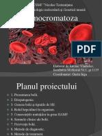 Hemocromatoza_IurciucVladislav
