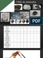 VISU Minerales