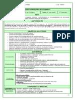 Unidad Didáctica_ esquema corporal 4º