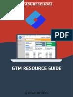 Measureschool Gtm Resource Guide 2018