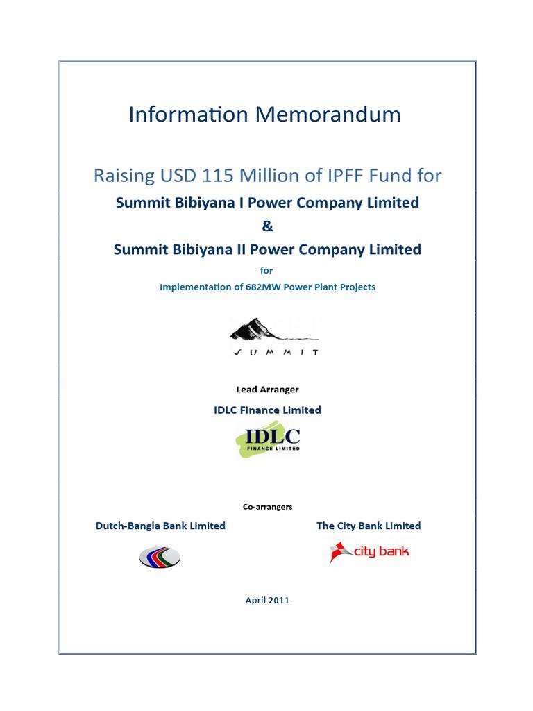 Information Memorandum   Asian Development Bank   Interest
