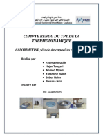 https://fr.scribd.com/document/334897995/TP-N-1-caloriemetrie