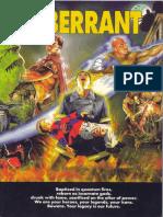 Aberrant - Core Rulebook
