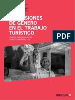 Dimensiones de Género en El Trabajo Turístico