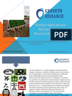 Global Agriculture Micronutrient Market