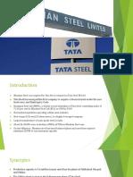 Tata Steel & Bhushan Steel