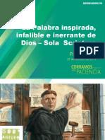 La Palabra Inspirada Por Dios 31-10-2017