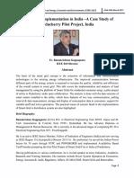 Implementación de Redes Inteligentes en India