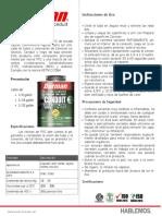 FT Pegamento PVC Conduit