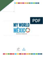 Guía Oficial de Comunicación - MY World México 2030