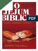 O Jejum Bíblico - Jerry Falwell