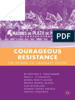 Courageous Resistance the Power of Ordinary People(1)