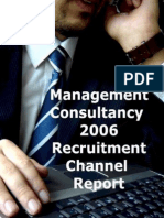 Recruitment Report 2006