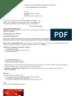 Practica Pre Segundo Parcial Analisis Matematico IV. Octubre-diciembre 2018