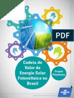 Estudo Energia Fotovoltaica - Sebrae