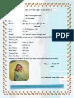 Keterangan Kelahiran by Ny. Maskanah - Copy