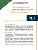 Benente, Mauro. La sala de máquinas de la Constitución de Roberto Gargarella.pdf