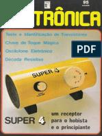 Saber Eletrônica nº 95