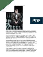 El Jugador de Ajedrez Magnus Carlsen